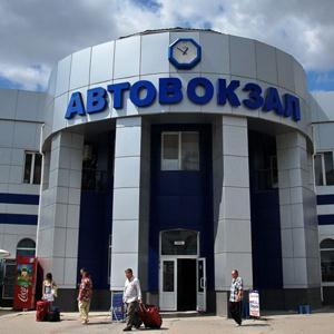Автовокзалы Суворова
