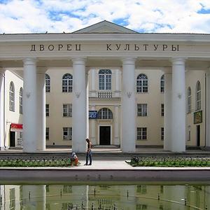 Дворцы и дома культуры Суворова