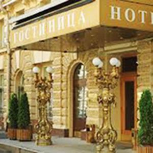 Гостиницы Суворова