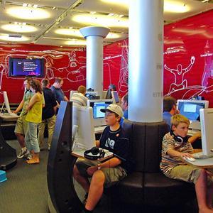 Интернет-кафе Суворова
