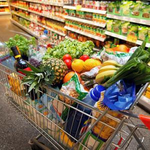 Магазины продуктов Суворова