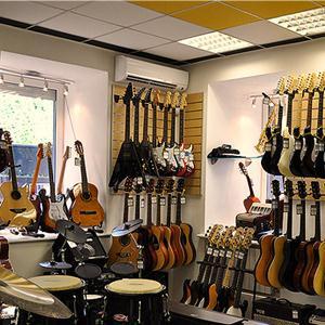 Музыкальные магазины Суворова