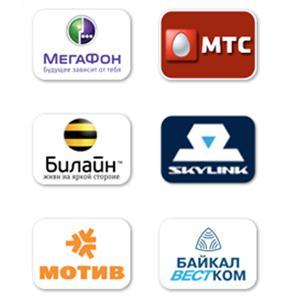 Операторы сотовой связи Суворова