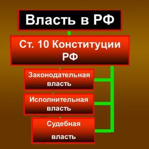 Органы власти Суворова