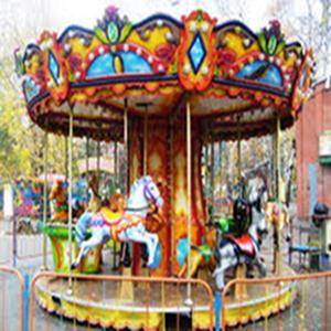 Парки культуры и отдыха Суворова