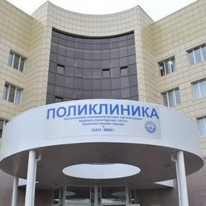 Поликлиники Суворова
