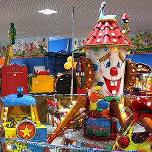 Развлекательные центры Суворова