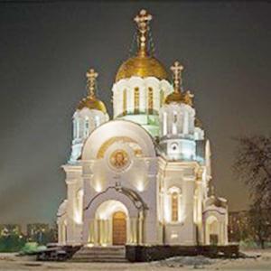 Религиозные учреждения Суворова