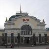 Железнодорожные вокзалы в Суворове