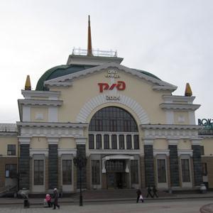 Железнодорожные вокзалы Суворова